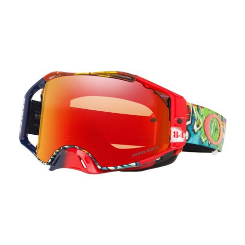 Oculos OAKLEY Air Brake MX Herling SIGG Graffi PRIZM