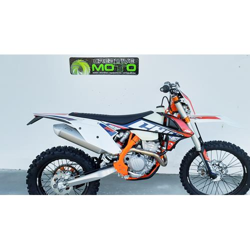KTM EXC 350 SIXDAYS CHILE 2018