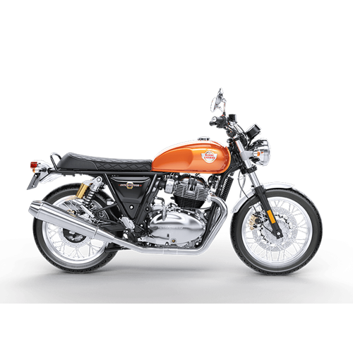 Royal Enfield Interceptor 650 Standard