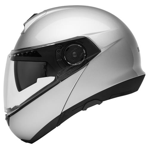 Schuberth Capacete C4 Glossy Silver