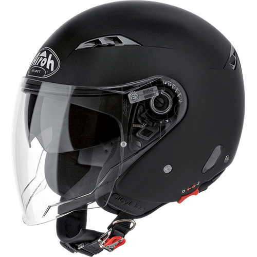 AIROH Capacete CITY ONE COLOR Preto Matt AIROH