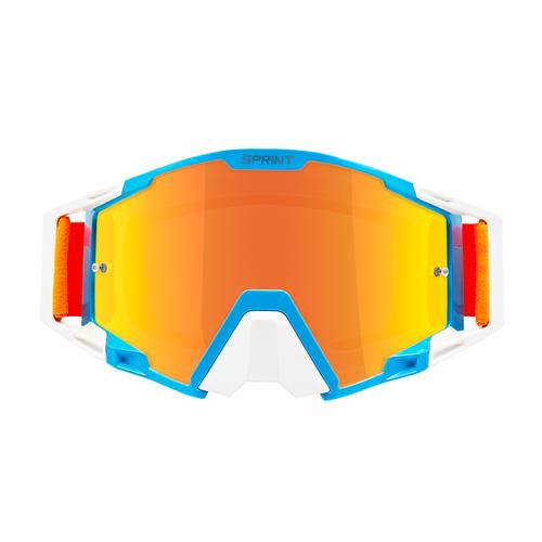 Oculos RAPTOR Light Azul/Branco SPRINT