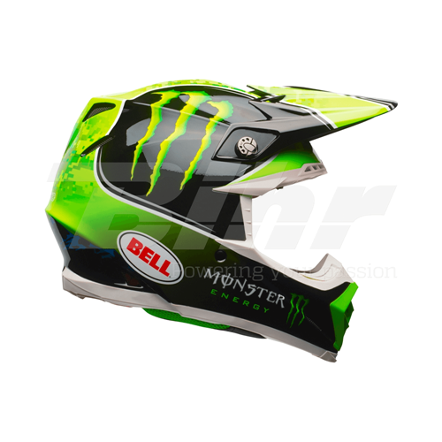 BELL Moto-9 Mips Monster Tomac Replica 17.2