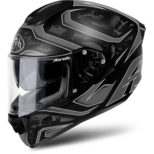 Capacete ST501 DUDE Antracite Matt