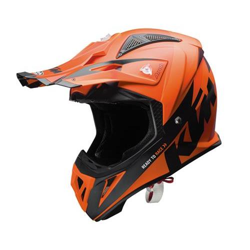 KTM AVIATOR 2.3 HELMET ORANGE