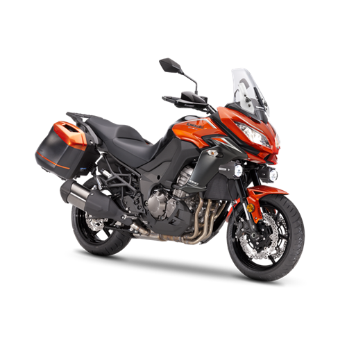 Kawasaki Versys 1000 Tourer Plus 2017