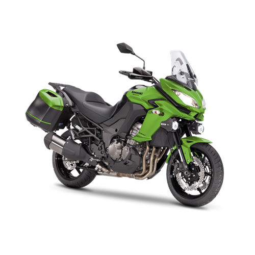 Kawasaki Versys 1000 Tourer Plus 2016