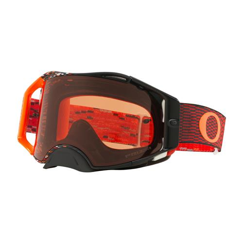 Oculos OAKLEY AirBrake MXEqualize Red Prizm Bronze