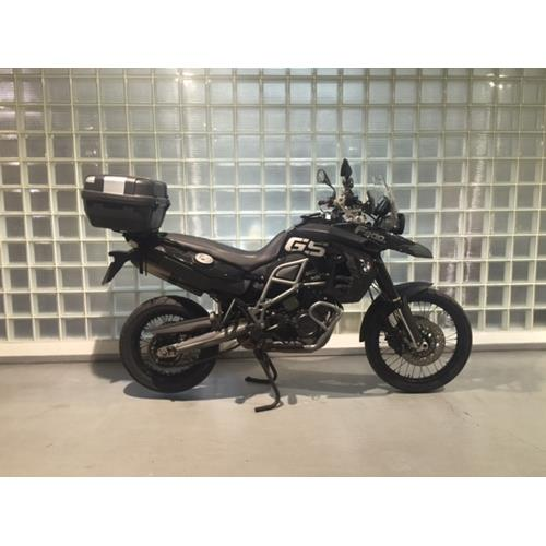"BMW F F800 GS ""Tripple Black"""