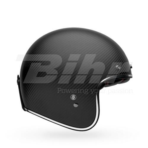 BELL CAPACETE BELL Custom 500 Carbon Solid Preto Mate