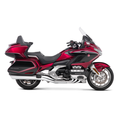 Honda Gold Wing Tour with DCT & Airbag 2019