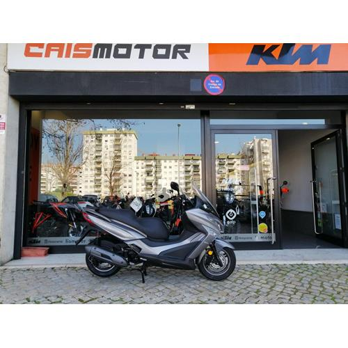 Kymco Grand Dink 125 i ABS