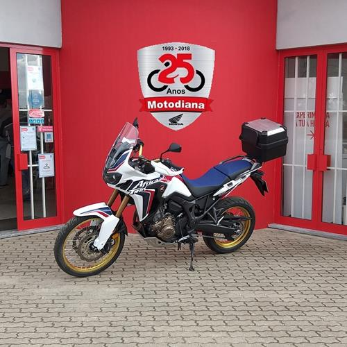 Honda Africa Twin CRF1000L1 ABS