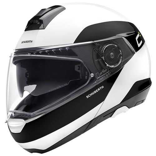 Schuberth Capacete C4 PRO Fragment White