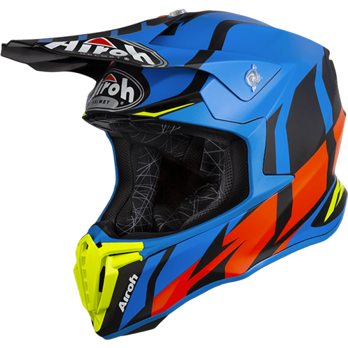 AIROH Capacete TWIST GREAT Azul Matt 2019