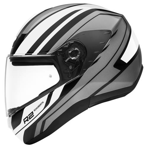 Schuberth R2 enforcer grey