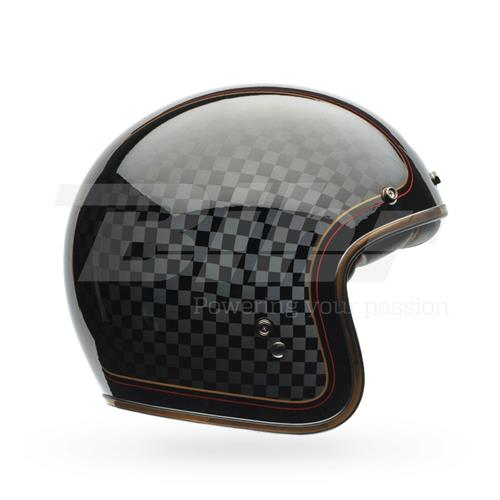 CAPACETE BELL Custom 500 SE RSD Check It Preto
