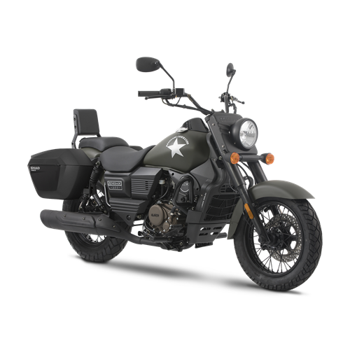 UM Renegade Commando Tourer