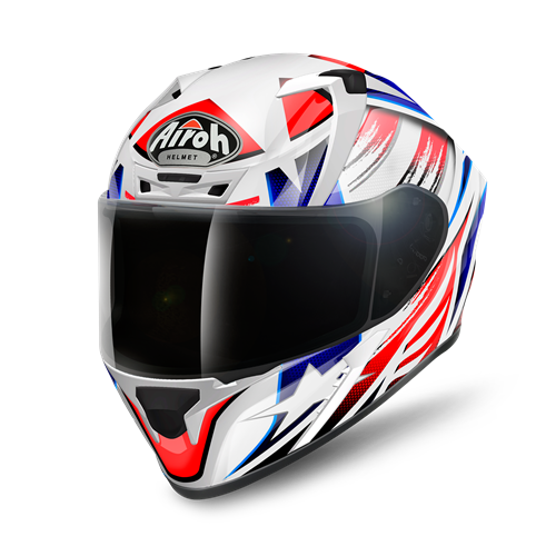 Capacete VALOR COMMANDER Gloss AIROH