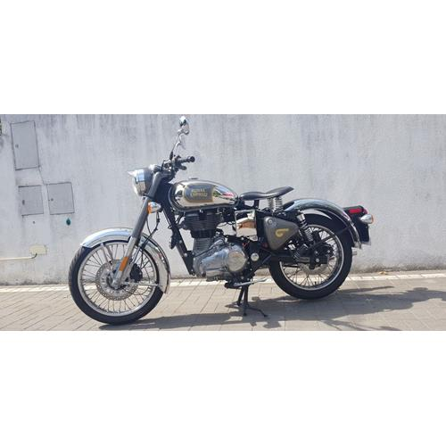 Royal-Enfield CLASSIC 500 CHROME