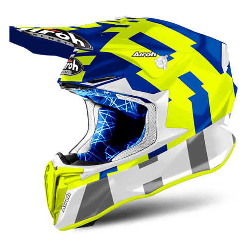 Capacete TWIST 2.0 FRAME Azul Gloss 2020 (outlet)