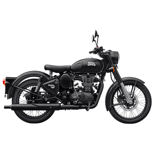 Royal Enfield Classic Black Stealth