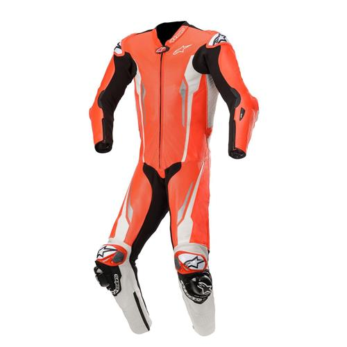 Fato Alpinestars RACING ABSOLUTE LEATHER SUIT 1PC TECH-AIR® COMPATIBLE