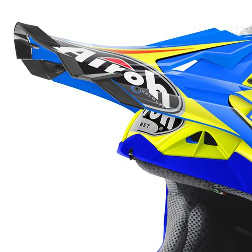 Pala Capacete AVIATOR 2.2 BEGIN 2016 AIROH