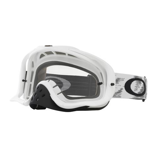Oculos OAKLEY Crowbar Mx Matt White Speed Clear