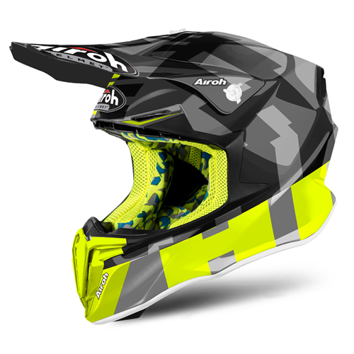 Capacete TWIST 2.0 FRAME Anthracite Matt 2020