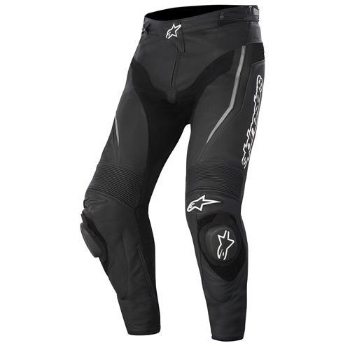 Calças Alpinestars TRACK LEATHER PANTS