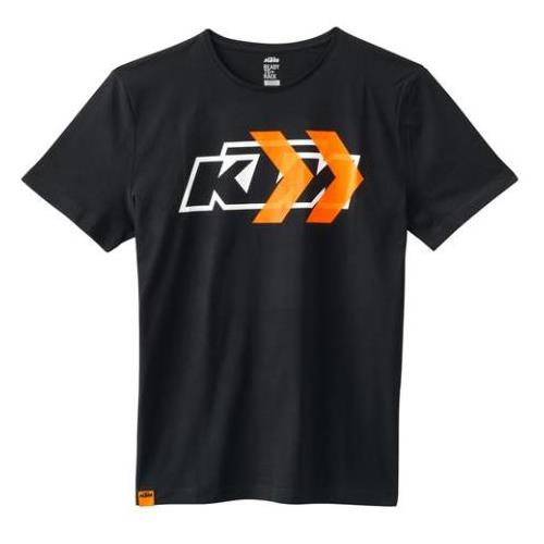 KTM Arrow Black Tee KTM