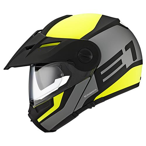 Schuberth Capacete E1 Guardian Yellow