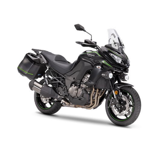 Kawasaki Versys 1000 Tourer Plus 2018
