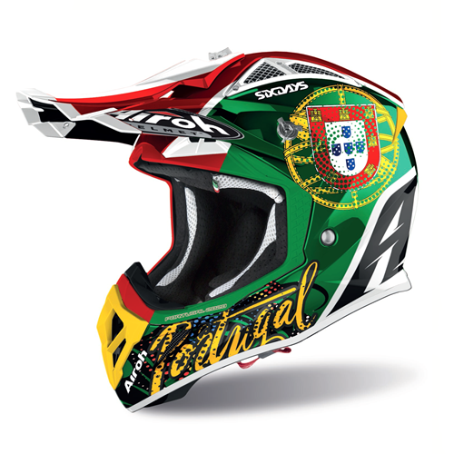 Capacete AVIATOR 2.3 SIX DAYS PORTUGAL 2020