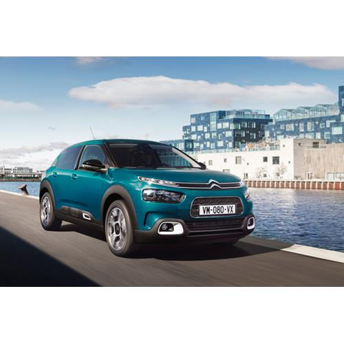 CITROËN C4 Cactus 1.2 PureTech 110 S&S EAT6 FEEL BUSINESS | Aut. | 110 CV | 4 Portas