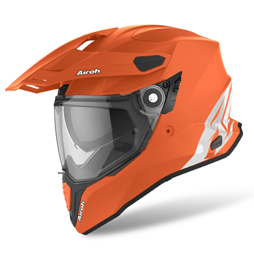 Capacete COMMANDER COLOR Lar. Fluo Matt AIROH 2020