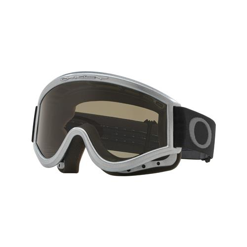 Oculos OAKLEY L-Frame MX Silver Chrome Dark Grey