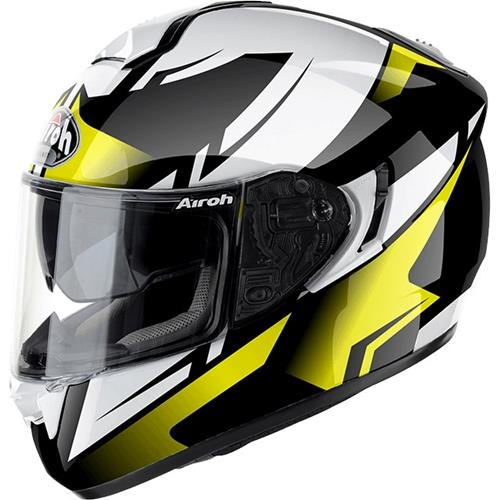 AIROH ST 701 Spark Amarelo Gloss