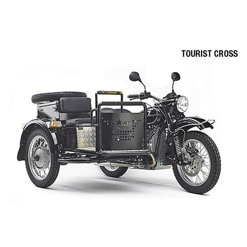 URAL Tourist Cross