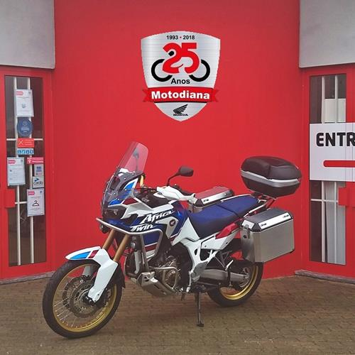 Honda Africa Twin CRF1000 BIG TANK DCT