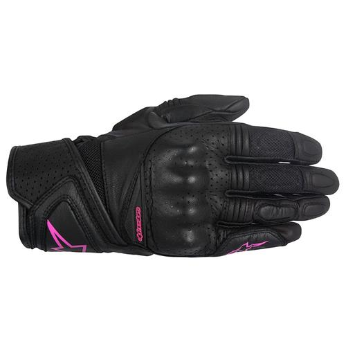 Luvas Alpinestars STELLA BAIKA LEATHER GLOVE