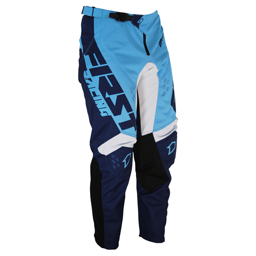 FIRST RACING Calça DATA EVO 2 Navy Light 2020 FIRST