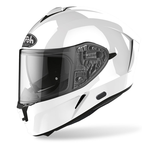 Capacete SPARK COLOR Branco Gloss AIROH 2020