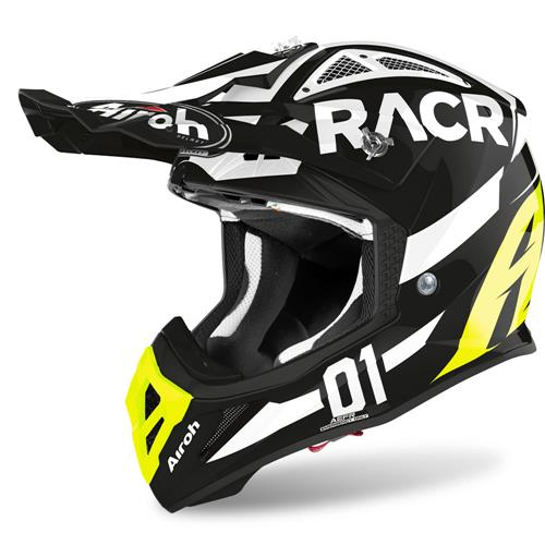 Capacete AVIATOR ACE RACR Gloss 2020
