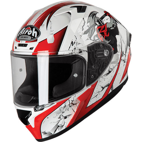 Capacete VALOR JACKPOT Gloss AIROH 2019