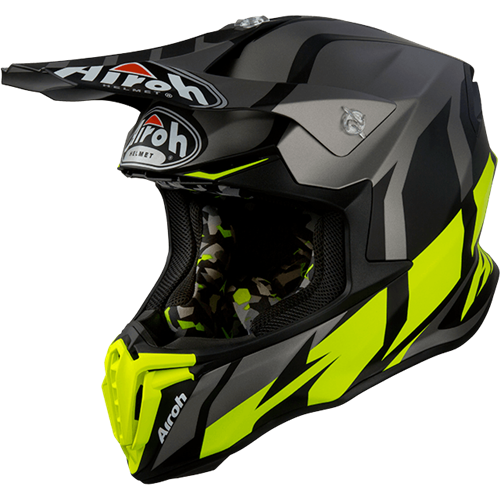AIROH Capacete TWIST GREAT Anthracite Matt 2019