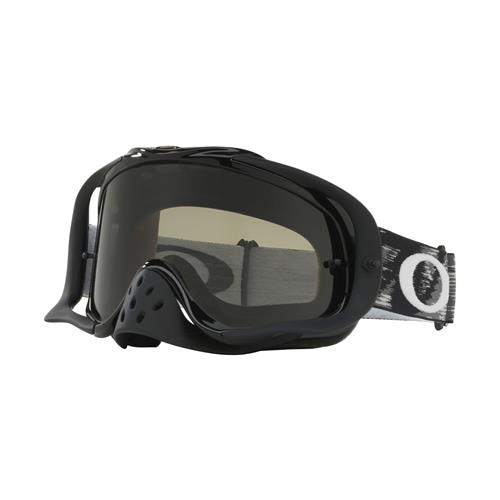 Oculos OAKLEY Crowbar Jet Black Speed Dark Grey