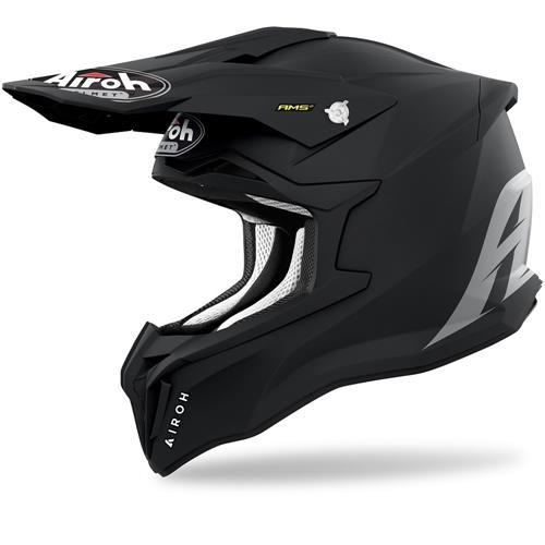 Capacete STRIKER COLOR Preto Matt AIROH 2020