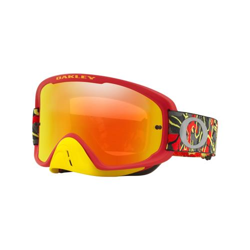 Oculos OAKLEY O-Frame2.0 MX Camo V Night Fire Irid